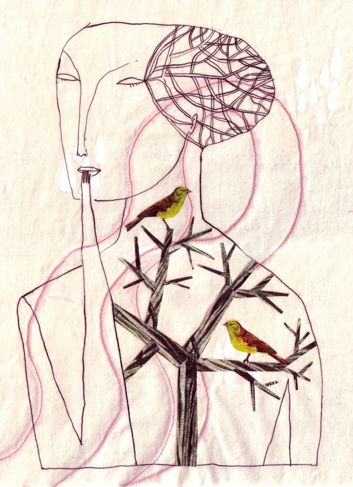 Vogeldame