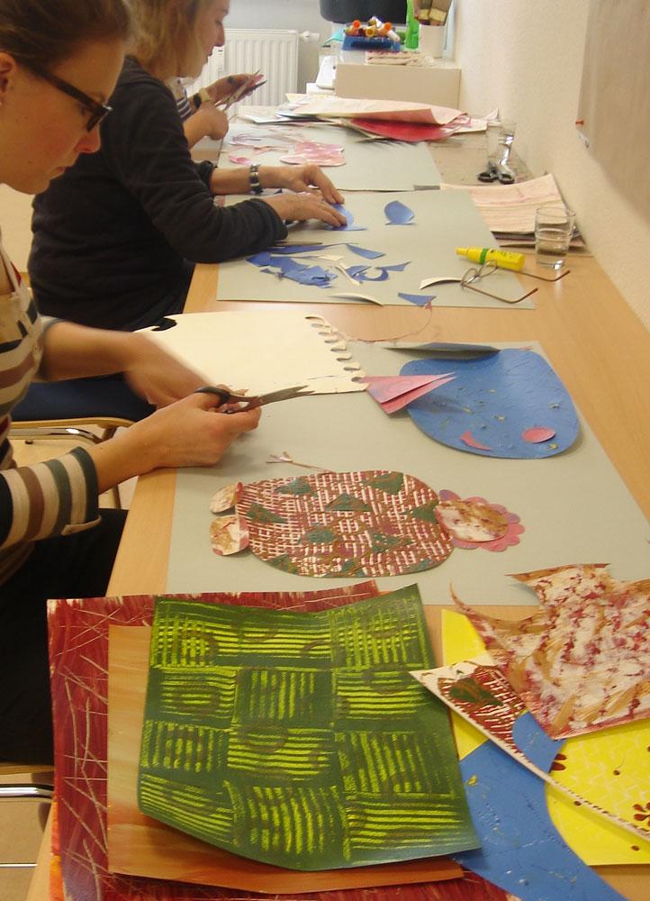 """Workshop """"Künstler für einen Tag"""""""