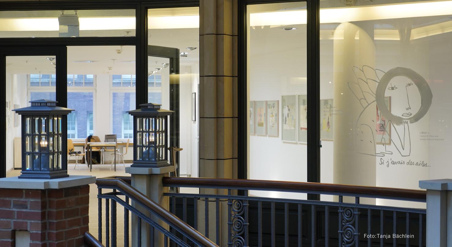 Ausstellung Levantehaus